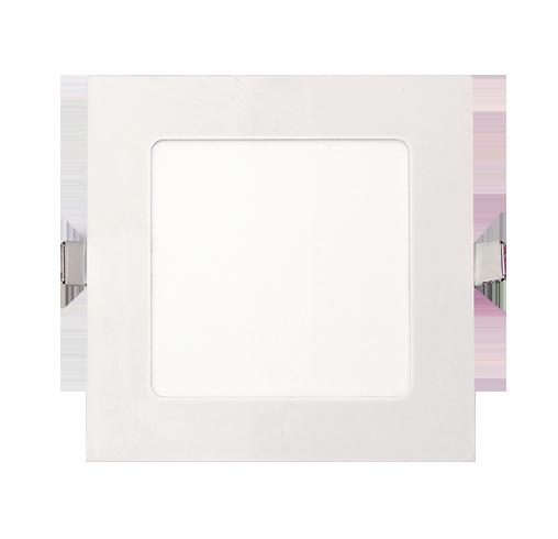 Jazzway белый квадратный 12вт 4000 K Image